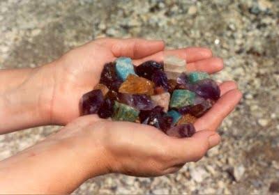 Handful of gem