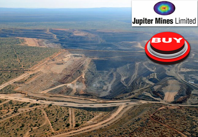 Jupiter Mines - BUY